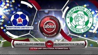 Absa Premiership 2018/19 | Maritzburg United vs Bloemfontein Celtic
