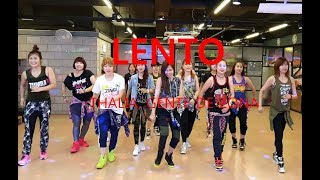 Download lagu I LOVE ZUMBA / LENTO - THALIA, GENTE DE ZONA / 줌바 렌토