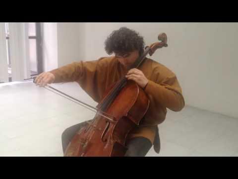 Virtuoso del Violonchelo Gavriel Lipkind