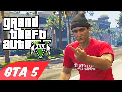 GTA 5 FUNNY MUSIC VIDEOS! (GTA V FUNNY MOMENTS)