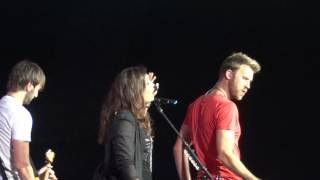 Lady Antebellum Love Don't Live Here Live Montreal 2012 HD 1080P
