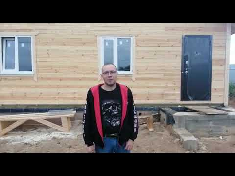 Дом за 3 недели, отзыв о строительстве