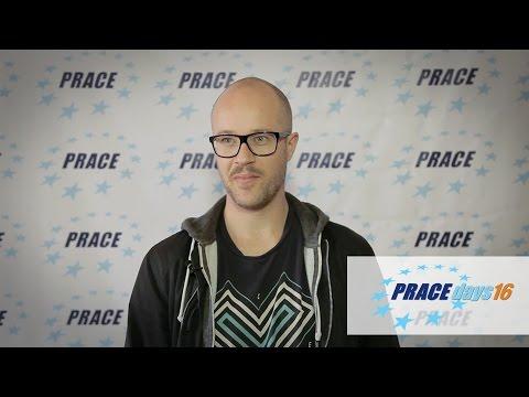 PRACEdays16: Interview Niels Aage, winner of the PRACE Best Industrial Presentation