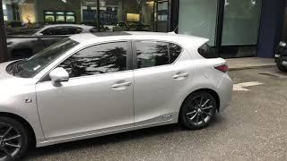 Lexus CT 200h F-Sport 2012 Videos