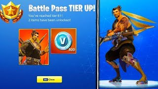 NEW SEASON 4 SAMURAI SKIN In Fortnite! - Fortnite Battle Royale Season 4 Battle Pass Skins Leaked