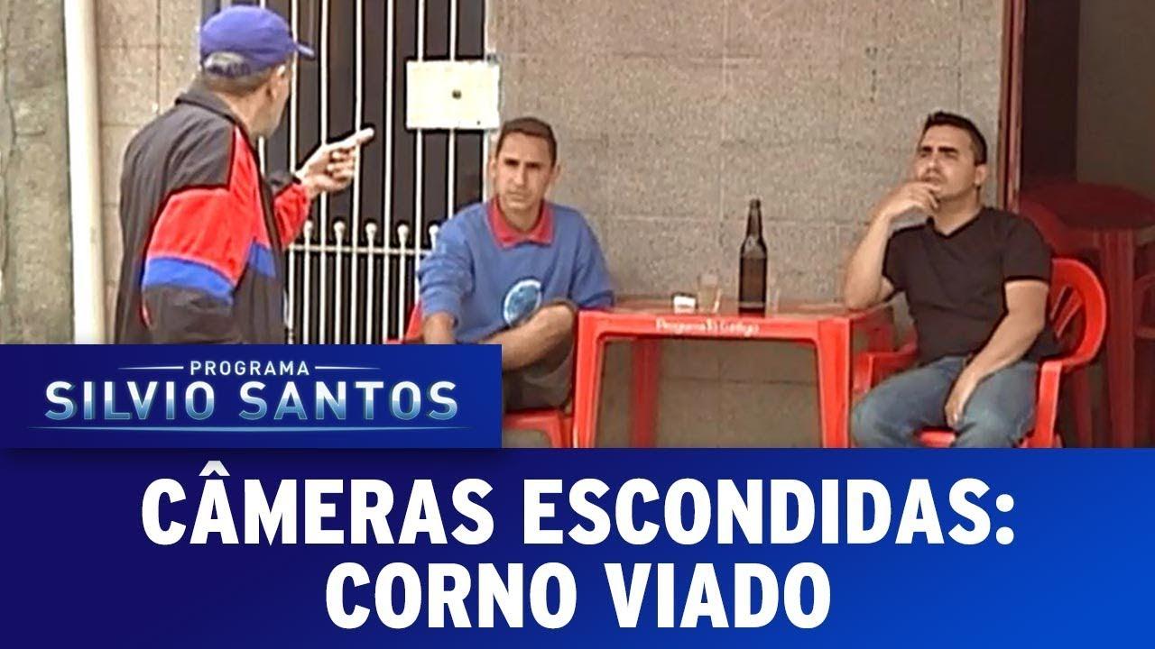 Corno Viado | Câmeras Escondidas (15/10/17)