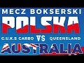 Na żywo: Mecz GUKS CARBO vs QUEENSLAND (08/06/2019) Gliwice