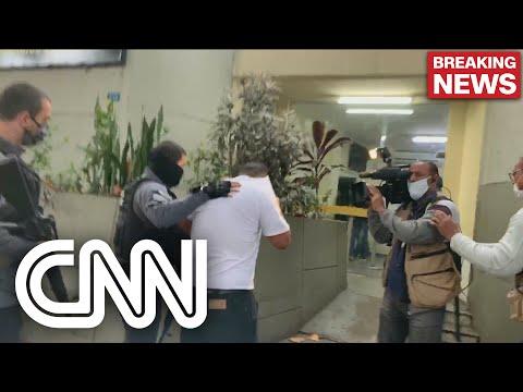 Breaking News: Polícia prende integrantes do escritório do crime no Rio de Janeiro