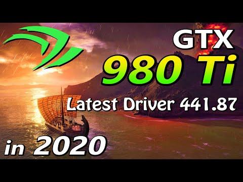 GTX 980 Ti 6GB | PC Gameplay Test In 2020 (Latest Driver 441.87)