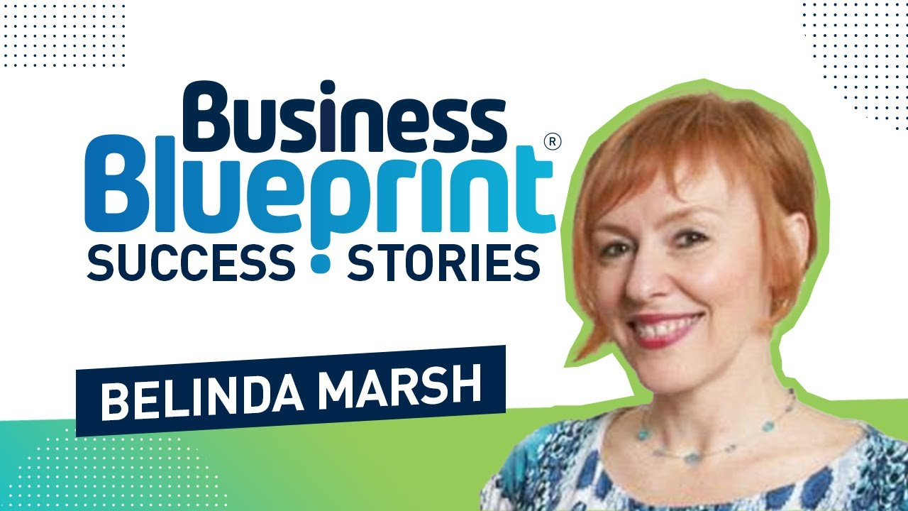 Business blueprint success story belinda marsh youtube business blueprint success story belinda marsh malvernweather Image collections