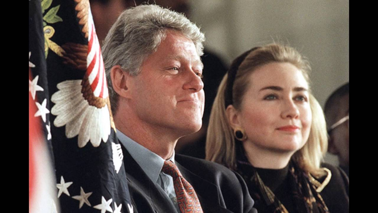 Bill Clinton And Hillary Clinton Young PICTURES