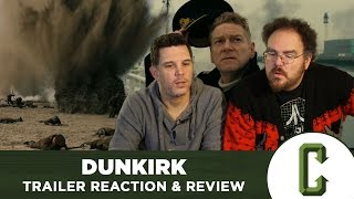 Dunkirk Trailer Reaction & Review