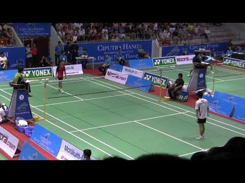 Nguyen Tien Minh vs Hu Yun 2009 3/10