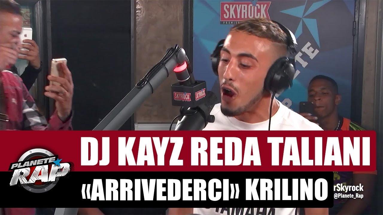 """Dj Kayz """"Arrivederci"""" Feat. Krilino & Reda  Taliani #PlanèteRap"""