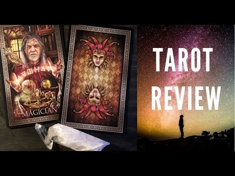 Tarot Deck Review - Tarot Grand Luxe