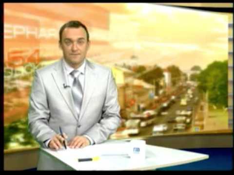 Новости Городской телеканал Ярославль 21:30 от 12.09.2012