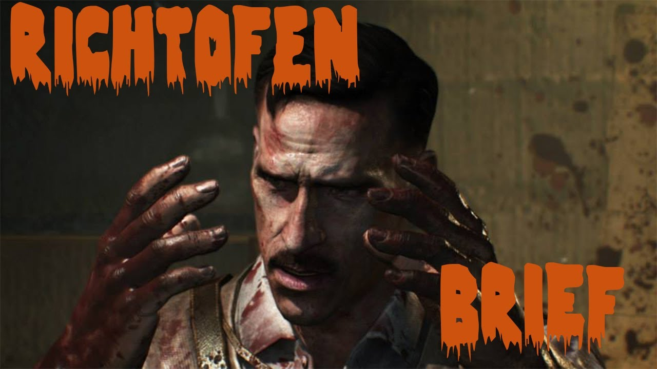 Dr Richtofen Origins richtofen ´s brief origins [german] - youtube