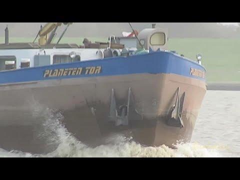 GMS PLANETEN TOR DA4078 MMSI 211473410 Emden inland cargo ship merchant vessel Binnenschiff