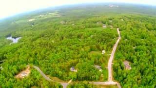 Syma X8G Quadcopter Flight with Syma 1080p HD Camera