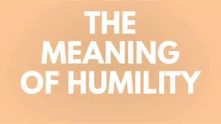 'The meaning of Humility' from The Living Eternal World by Teacher Woo Myung #meditation #woomyung