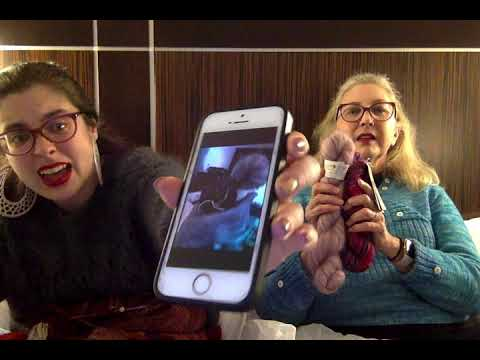 Knitting In Our Genes   Episode 153   Saturday Night   Vogue Knitting Live