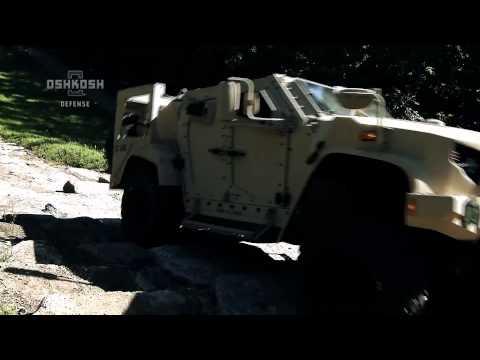 Oshkosh L-ATV - JLTV Demonstration