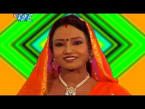 शारदा माता आरती - Alha Shumbh Nishumbh Vadh -3 |  Sanjo Baghel | Hindi Alha Bhajan