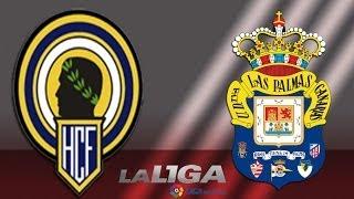 Resumen de Hércules CF (2-1) UD Las Palmas - HD