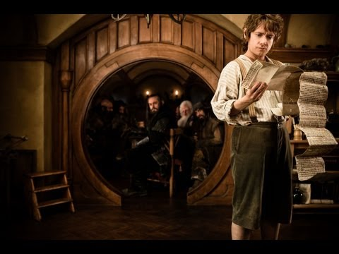 The Hobbit An Unexpected Journey Hd Trailer 2 Official Warner