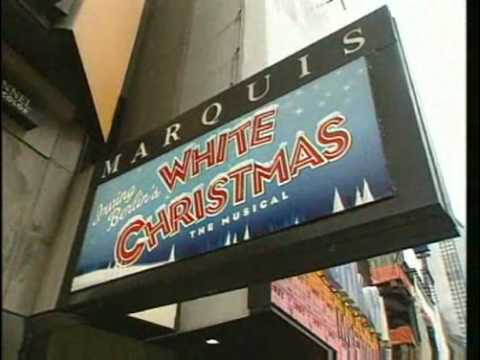 Irving Berlin's White Christmas On Broadway Trailer