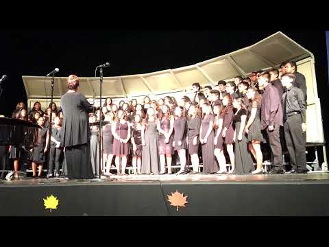 Citrus Hill High School- fall choir 3