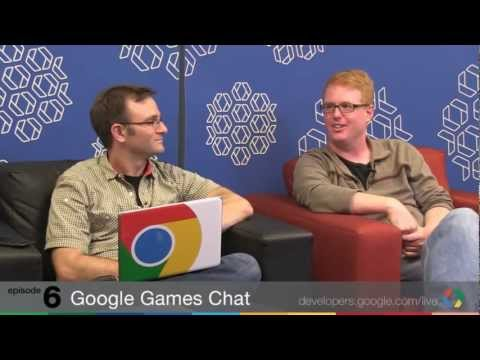Google Games Chat #6