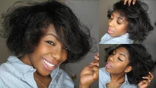 Straightened Hair (Edges Update + Length Check)