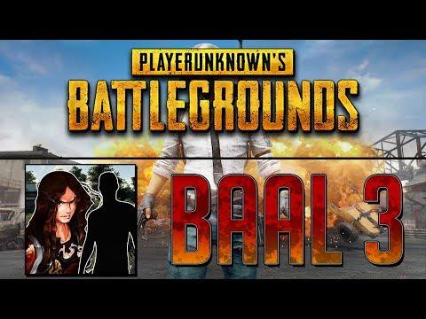 BAAL 3 (Team Jesus und wer?) | PlayerUnknown's Battlegrounds