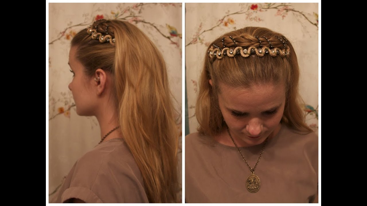 Collaboween Once Upon A Time Hair Inspired By Aurora