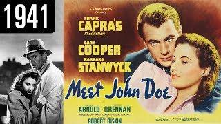 Meet John Doe  - Full Movie - GREAT QUALITY (1941)
