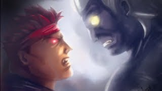Oni Vs Evil Ryu & Evil Ken #2 (REQUEST)