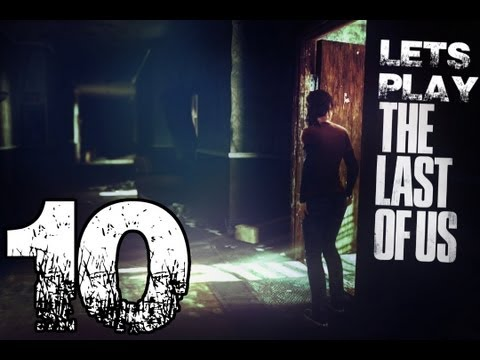 Last Of Us Playthrough - Part 10 - Why Are The Pages Stuck Together?