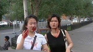 Китайские власти считают, что уйгуры устроили теракт в Пекине