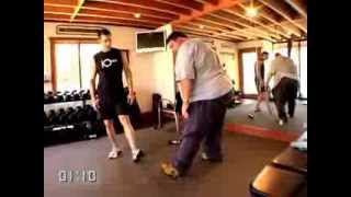 Free Workout for Obese / Overweight from Beachfitrob.com and Beachbody, the P90X people