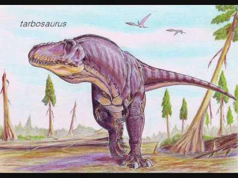 a tribute to tyrannosauriodea