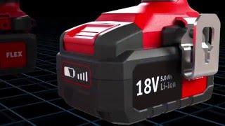 Беспроводной электроинструмент FLEX(Уникальные инновации от FLEX - беспроводной электроинструмент нового поколения http://flexcentr.ru/flex/15_Besprovodny/index.html..., 2016-02-18T15:04:06.000Z)