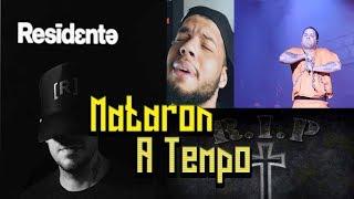 Residente - La Cátedra Tiraera Pa Tempo Reaccion - Resucitando Y Volviendo A Enterrar A Tempo