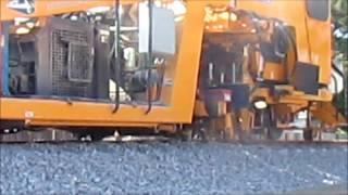 SMART construction equipment  at work