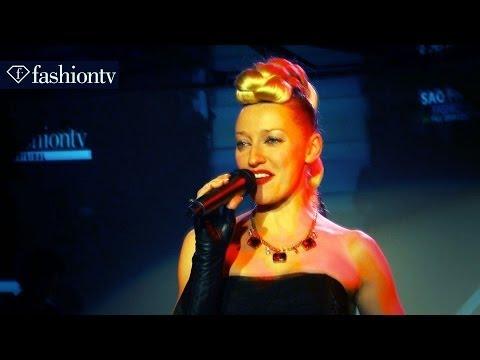 "I Love Fashion Cafe Vienna Opening ft Michel Adam | Ania J ""I Wanna Be a Trillionaire"" | FashionTV"