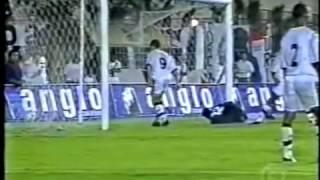 Compacto Vasco 2x4 Palmeiras (Copa Libertadores da América 1999 Oitavas de Final VOLTA)