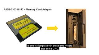 How to expand CNC memory quickly?