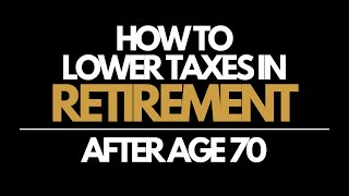 Taxes in Retirement : Post 70