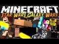 Minecraft Mini-Game : GALAXY WARS! (Star Wars Mini-Game)