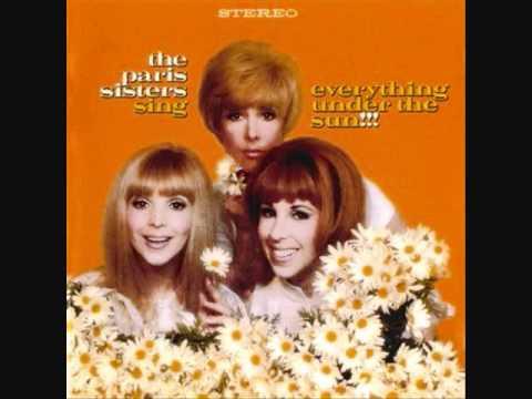 The Paris Sisters - My Good Friend